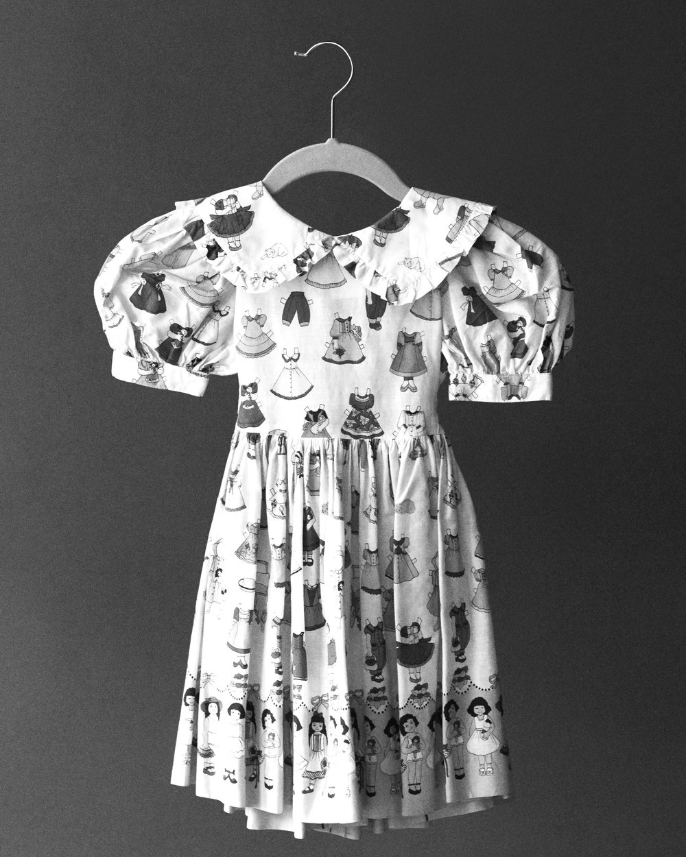- WHY IS THIS OBJECT BEAUTIFUL TO YOU?Every year my mother would pull out and admire this dress from when I was a few years old. She said whenever I wore it, it was as if I was shopping because I would point to each little