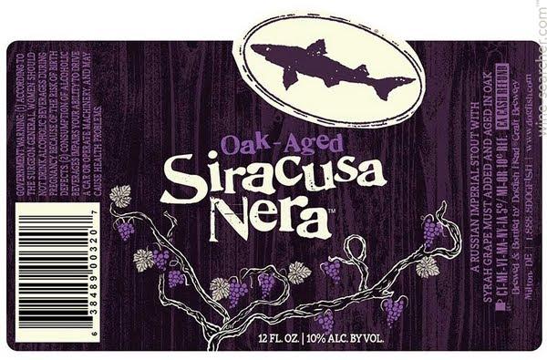 Oak- Aged Siracusa Nera -