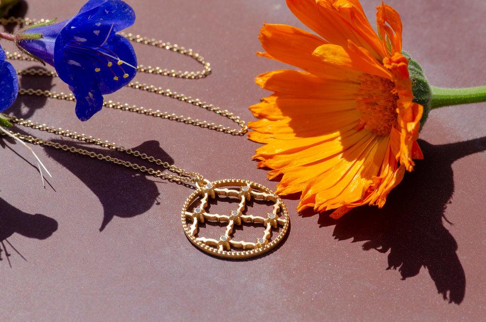 Megan thorne - Our favorite designer of vintage modern brings a fresh perspective to spring jewels