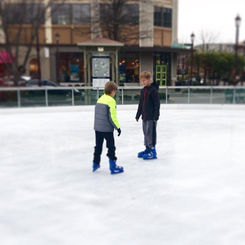 Put On the Skates -