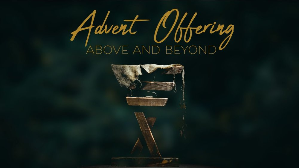 "Advent Offering. We are challenging each other to spend less this Christmas and Give more. This year we are giving to    For The Orphan    and    The Care Portal Initiative    ;  as well as a young family experiencing incarceration that is stopping the Christmas Spirit.  You can give at church on Sunday or anytime online by    clicking here    and selecting ""Advent Offering"" from the drop-down menu."