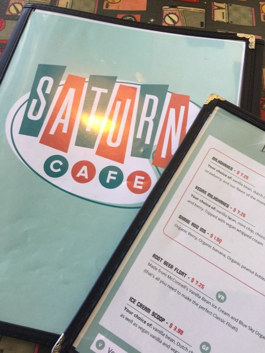 Saturn cafe, vegan sandwich, Berkeley