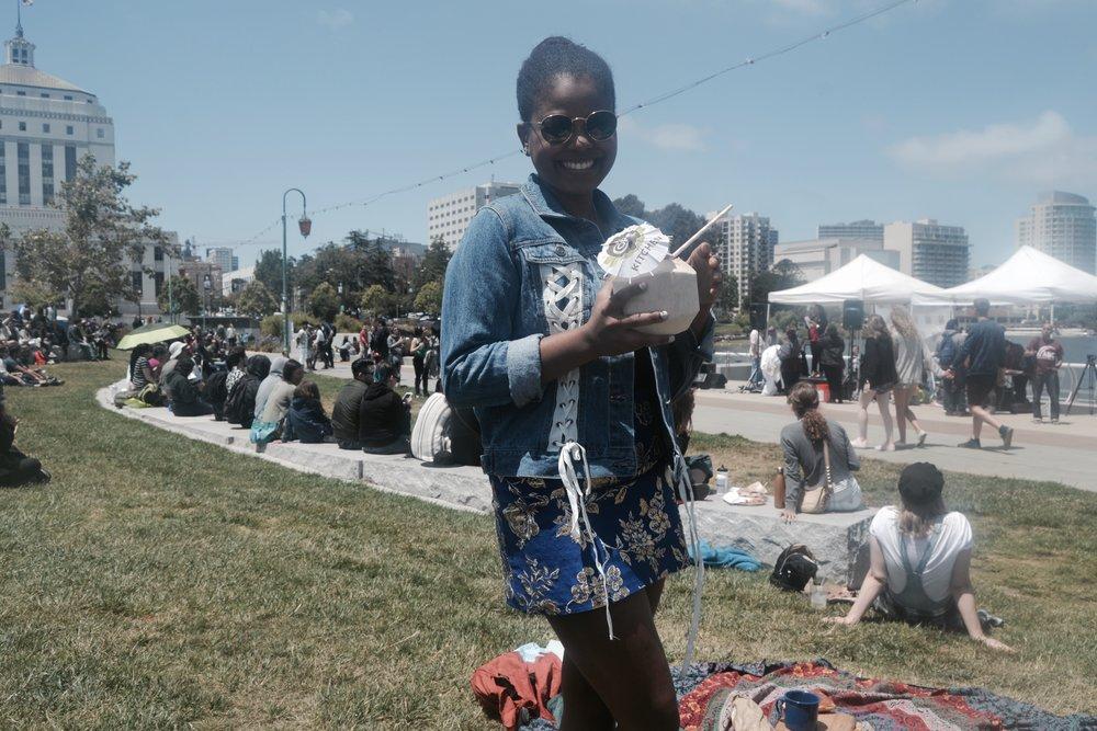 Oakland Vegfest, Oakland vegan festival