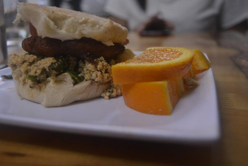 Souley vegan, vegan soul food, Oakland, vegan California