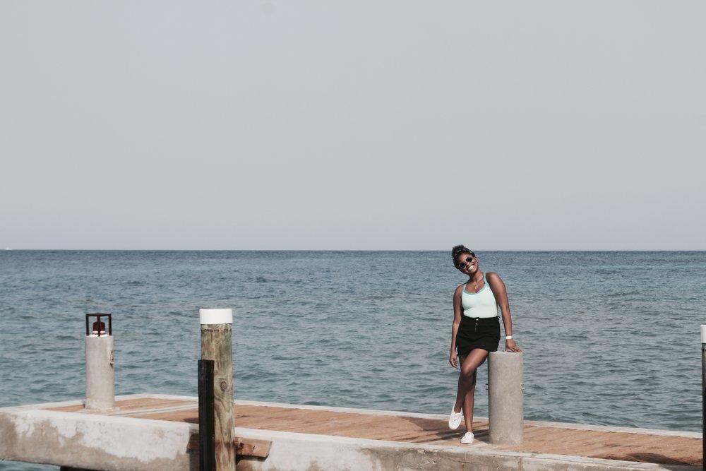 Haiti, Cote des Arcadins, Beach