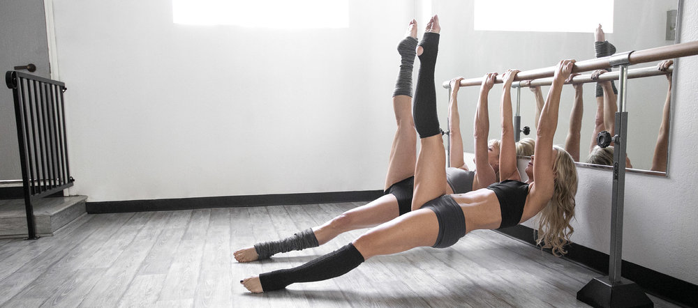 BARRE - Traditional ballet conditioning class using the ballet bar. This classic style of fitness will work every muscle in your body! Space is limited and first come so don't be late!!