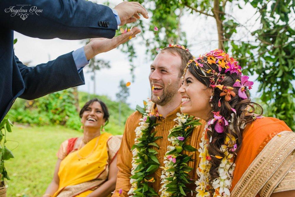hindu wedding ceremony hawaii