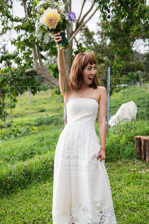 Japanese Destination Wedding Hawaii