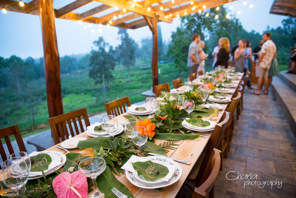 hawaii outdoor event venue