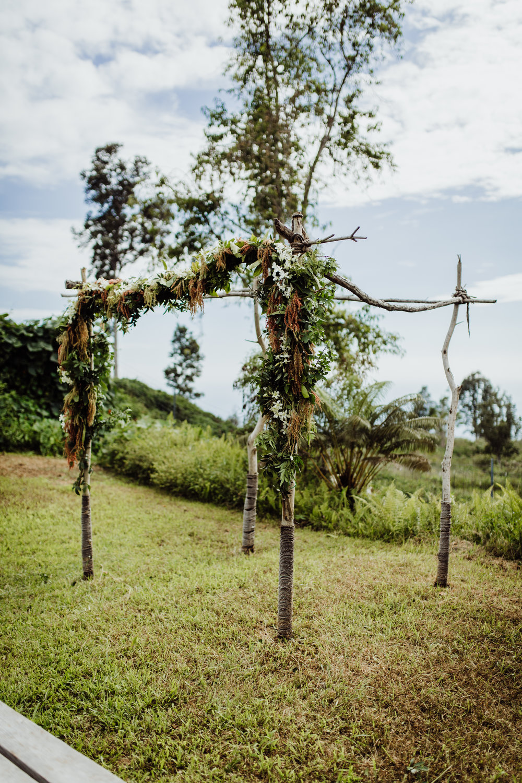 sunshower farms wedding arbor