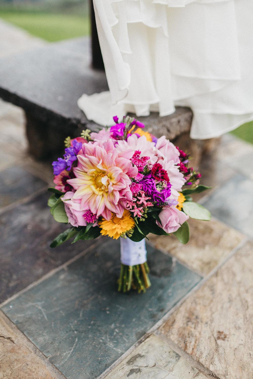 affordable bridal bouquet kona