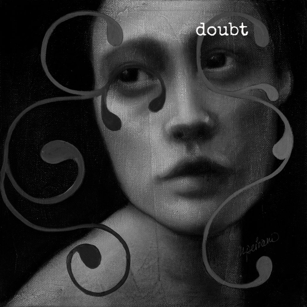 Never sure, so indecisive, so insecureThe curtain of doubt disguises the truthSo I follow youor youor you -