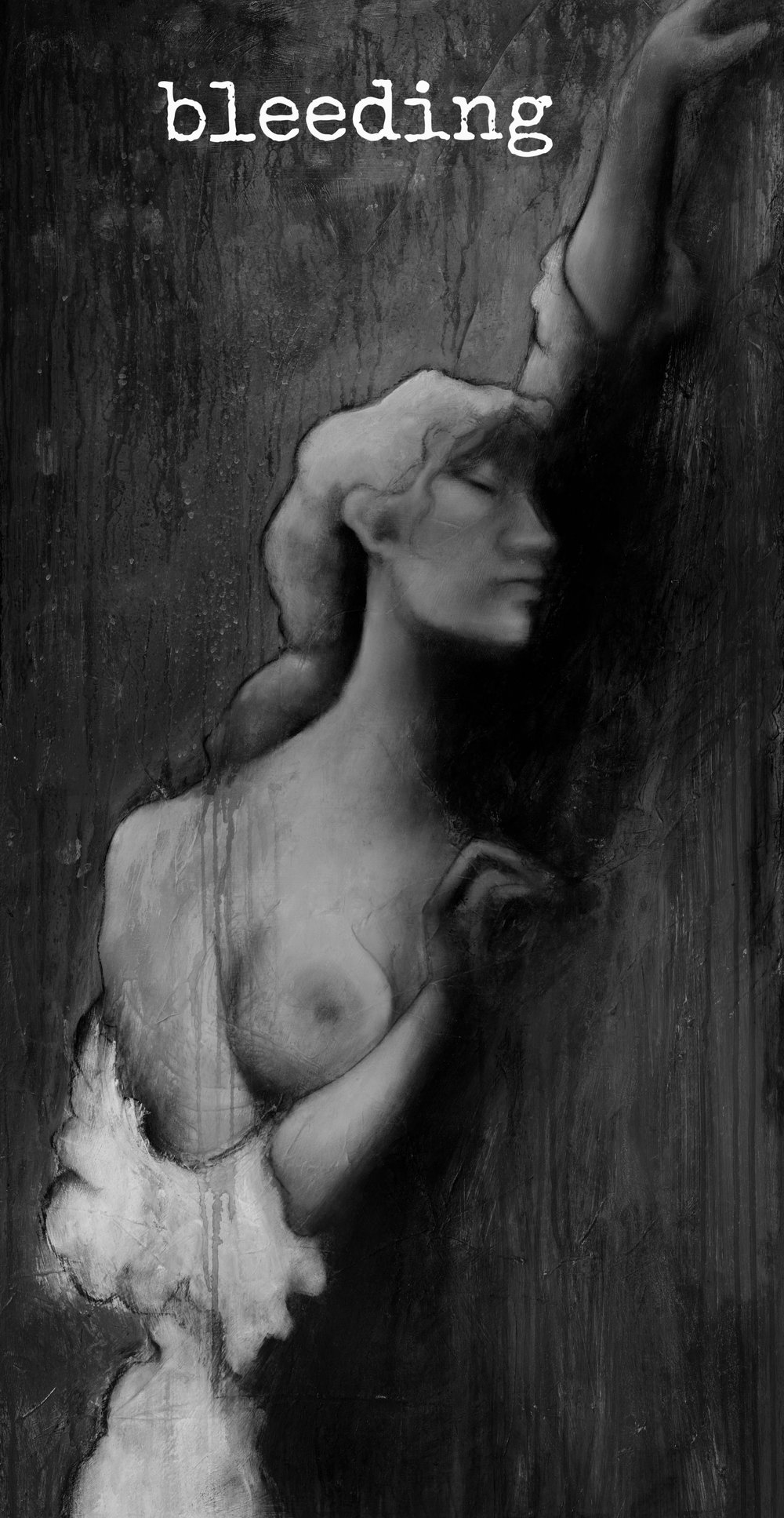 Abandoned by her childrenNature quietly mournsMistreated, hurtNature silently weepsWounded, drainedNature slowly withersAgonizing until her open wound cover the earth -