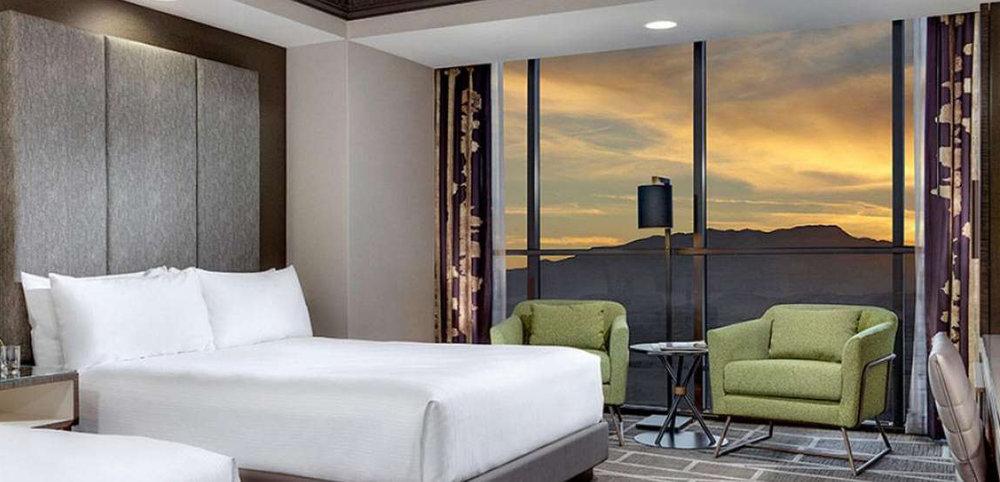 The Luxor Hotel & Casino, Las Vegas, NV