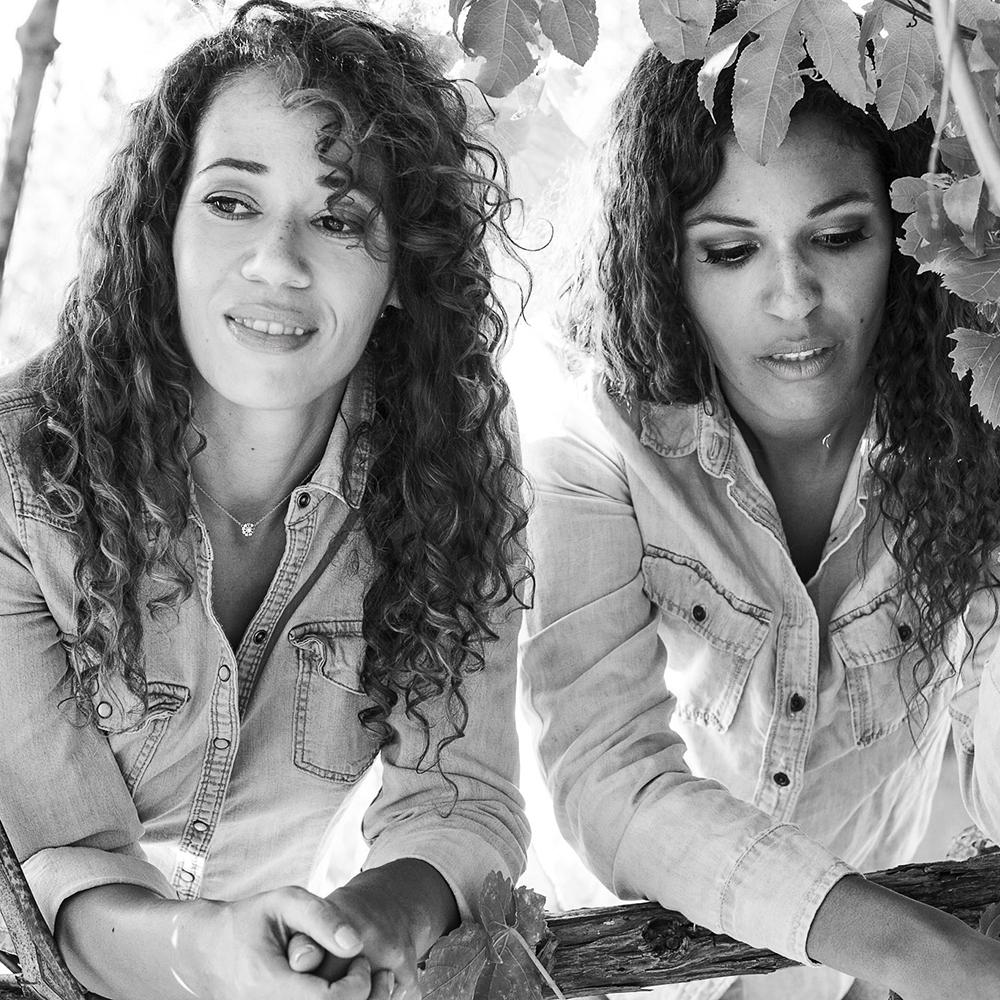 Andréa & Robin McBride - Creators of McBride Sisters Wine