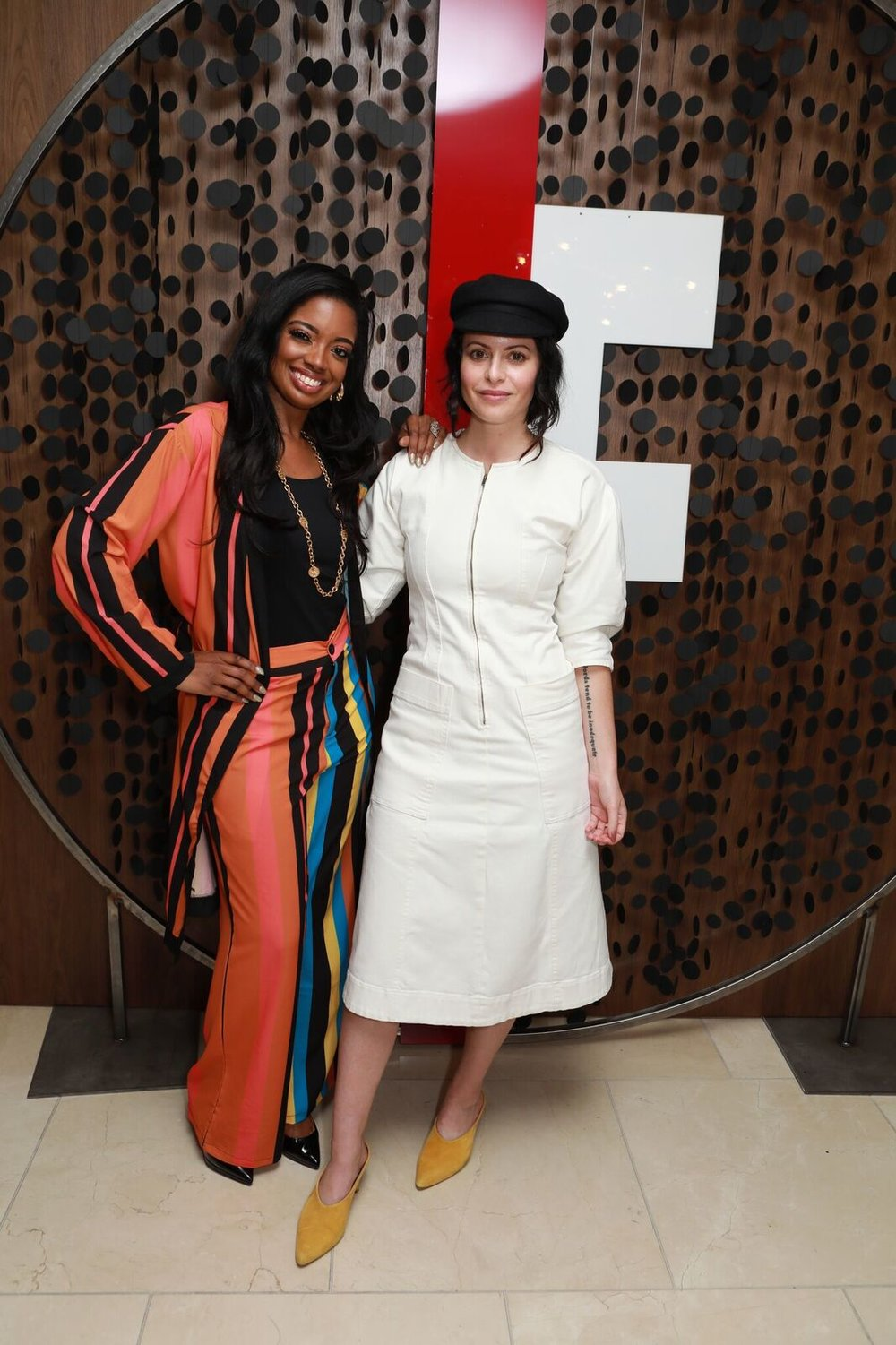 Fearless Magazine Founder Arian Simone and Girlboss Founder,  Sophia Amoruso