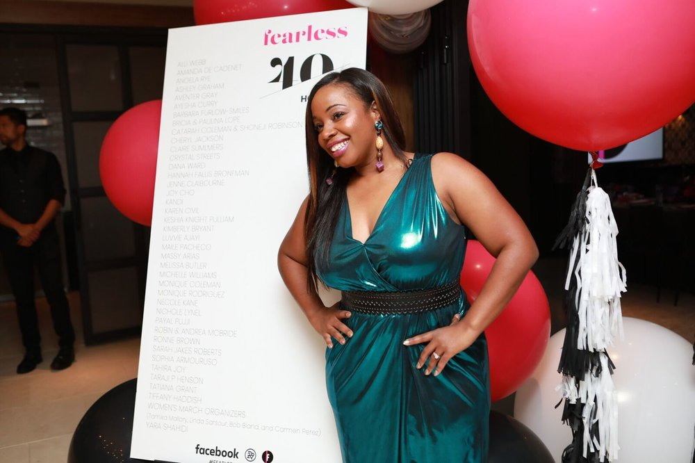 Barbara Furlow- Smiles/ Facebook  Diversity Engagement Manager
