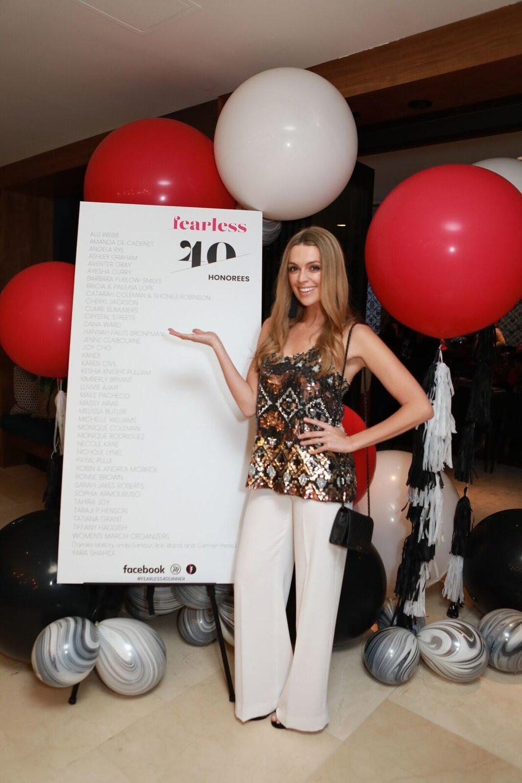 Dana Ward / Co- Founder of Pre- heels