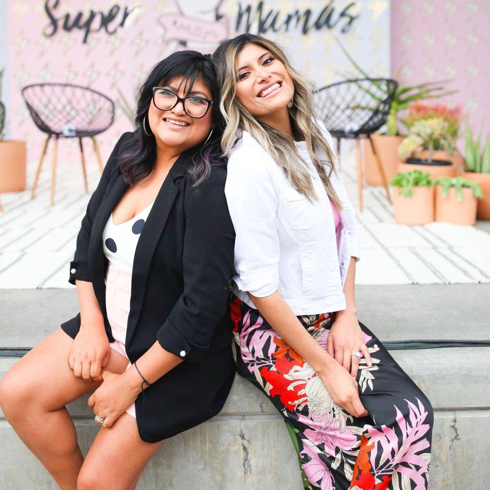 Paulina + Bricia Lopez  SUPER MAMAS + RESTAURATEURS