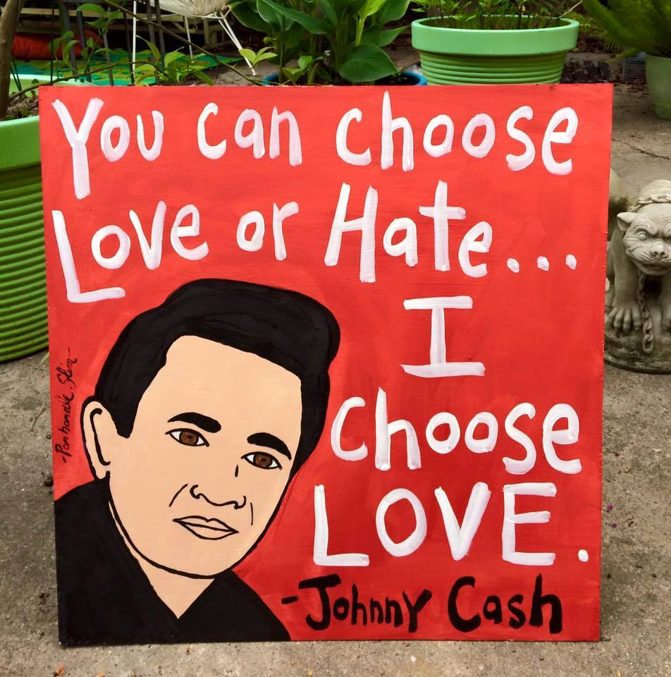 A message from the children of Johnny Cash