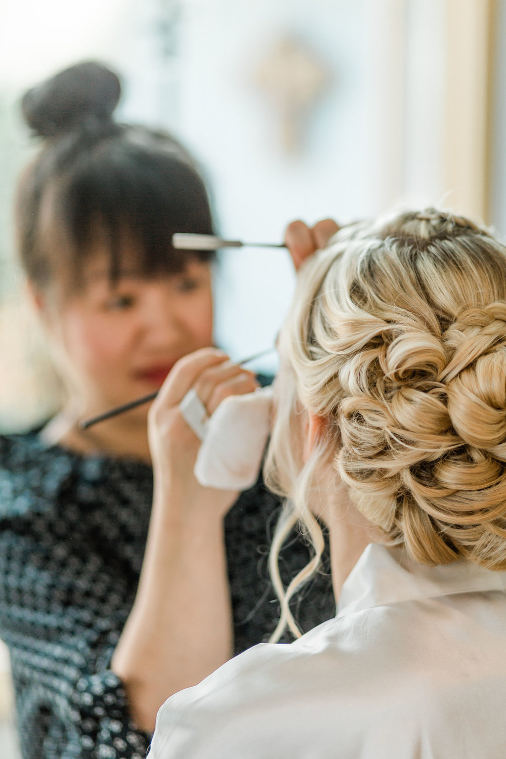#3 LETS PLAY!!! SCHEDULE YOUR BRIDAL MAKEUP TRIAL - A trial is scheduled at least 4-8 weeks prior to your event date. On the day of your trial we will explore all your wedding day inspirations so that we can build & create your wedding day makeup look to your liking.