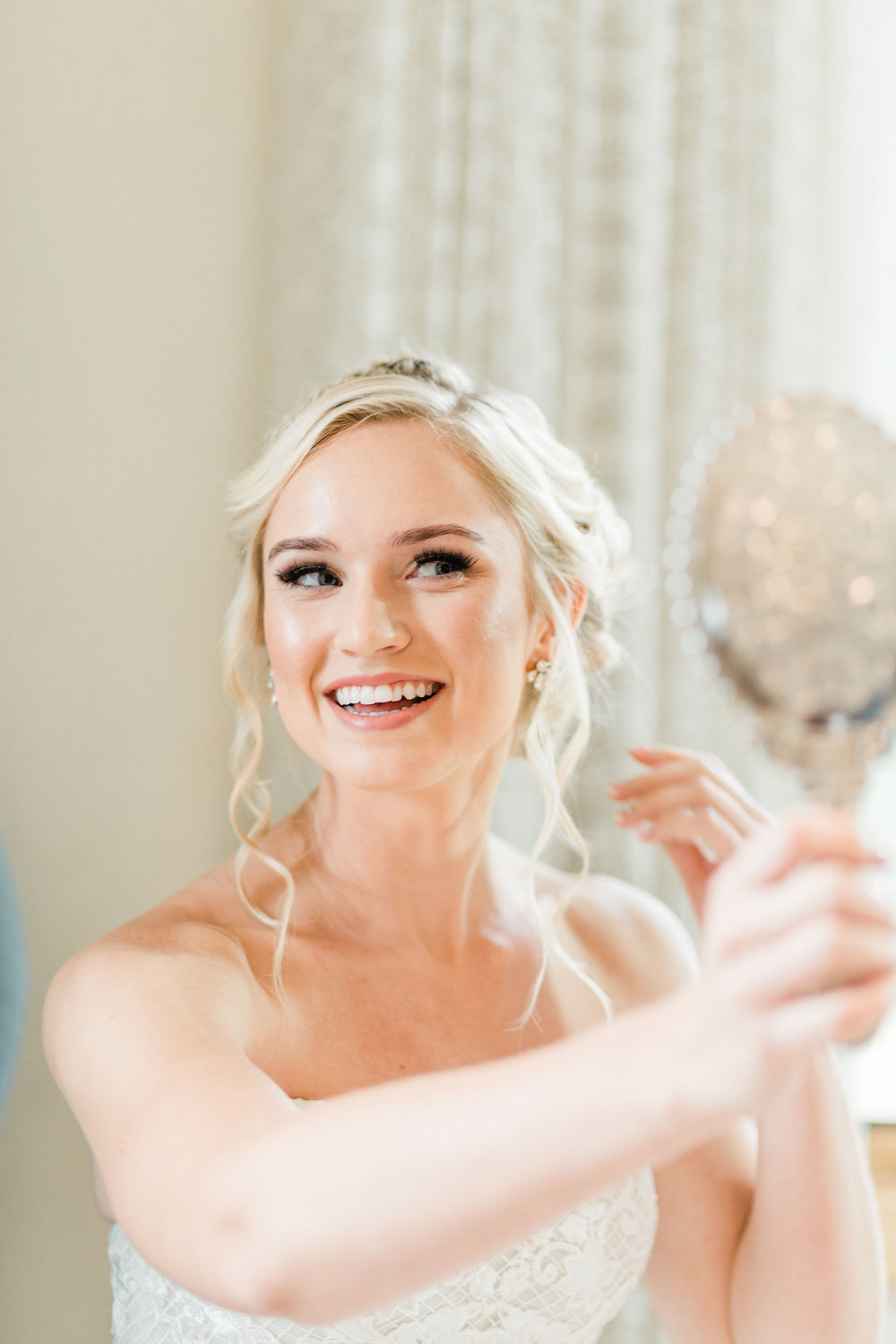 #4 THE BIG DAY!!! - On your wedding day we will travel to you to prepare you for your special day to make you look gorgeous with long lasting makeup. All you have to do is relax, enjoy the moment and look beautiful.