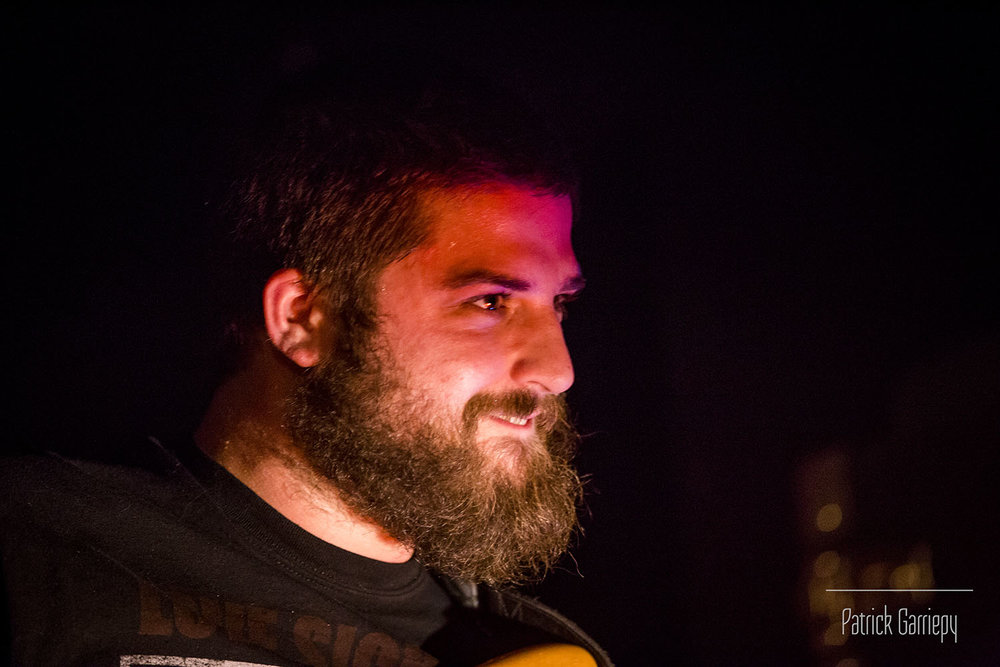 Bassist/guitarist Josh Foster