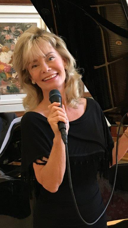 "KAREN HAUGEN - LEAD VOCALIST  - Karen Haugen has been singing her entire adult life. Her unique blend of jazz and pop interpretation has thrilled audiences for years. Karen and Ron have worked closely for the past two years. Prior experience includes stage performances in various high end restaurants across southern CA. Her most recent performance has been as a finalist in ""The Voice of the Ocean."""