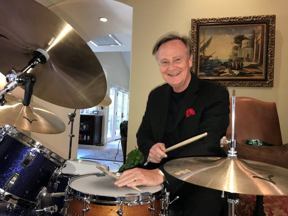 DAN HAUGEN - Drummer - Dan Haugen is one of the founders of Elegant Affair. Dan has been a percussionist and drummer for over 40 years. His experience as a studio and performing drummer include a wide variety of styles from latin, classic rock, country and jazz. Dan is married to Karen and together formed Elegant Affair.