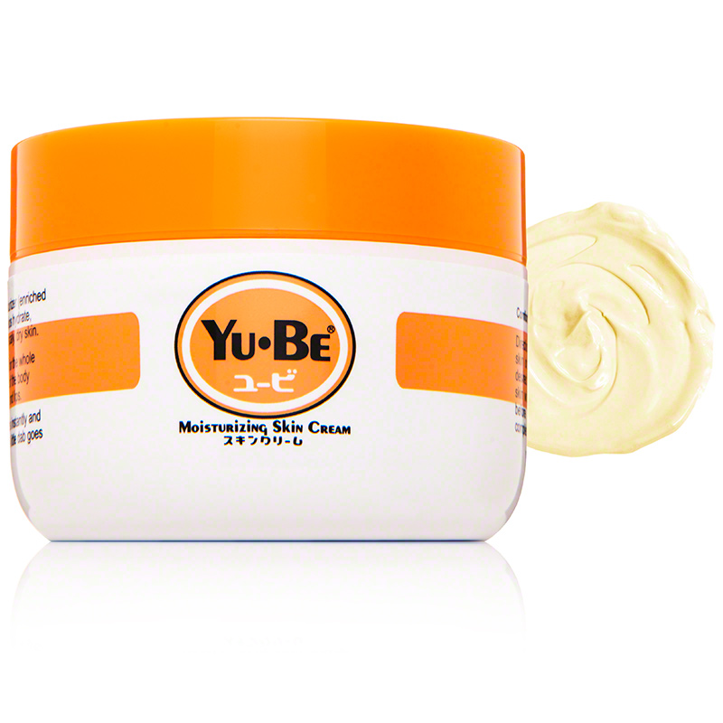 Yu-Be Cream - An emollient, humectant balm for lips, super dry skin, hands and feet
