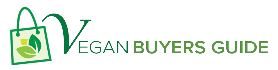 Vegan Buyers Guide