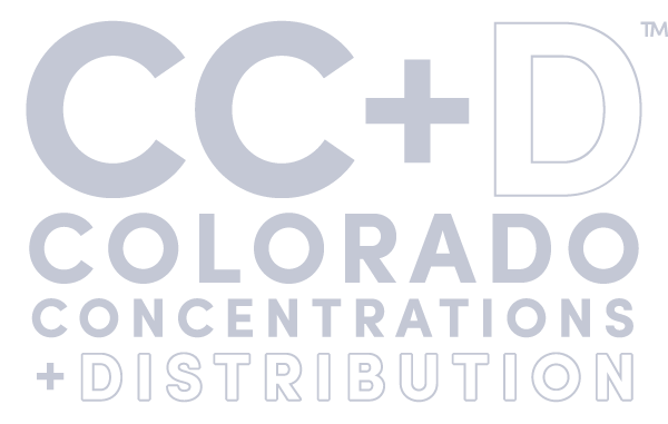 Colorado Concentrations & Distribution