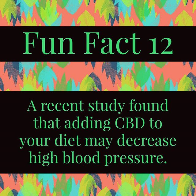 #CBD has been found to reduce #bloodpressure. Take a look at the study below to learn more about this! #hemp #hempoil #coloradoconcentrations #cannabinoids #healthylifestyle #cardio #cardiovascular #nyc #la