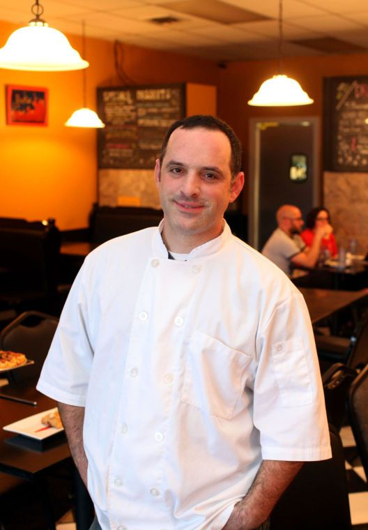 CHEF PATRICK HARRIS OF BOKA FUSION TACOS