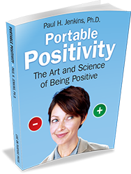 Portable Positivity Book Cover