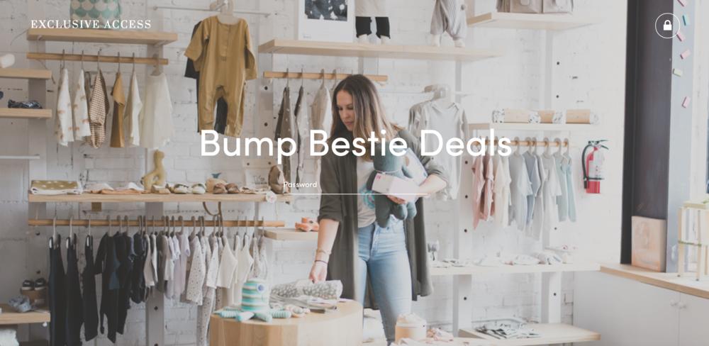 Bump Bestie Deals.png
