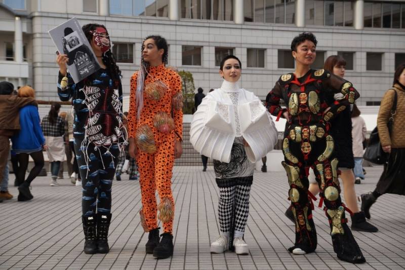 Bunka Fashion College Showcase -