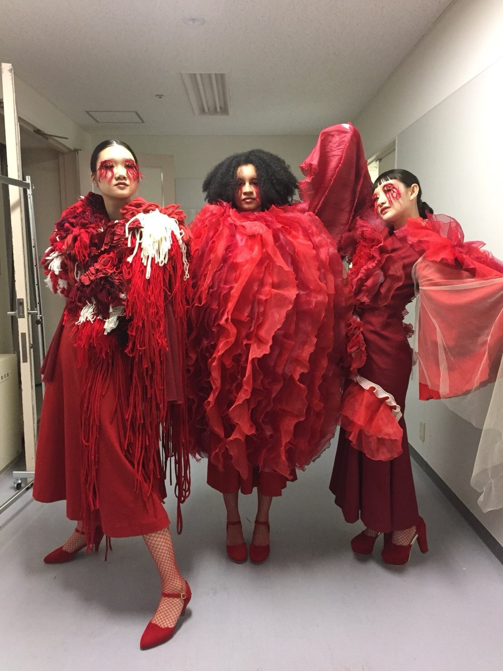 Bunka Fashion College Show 2018 -