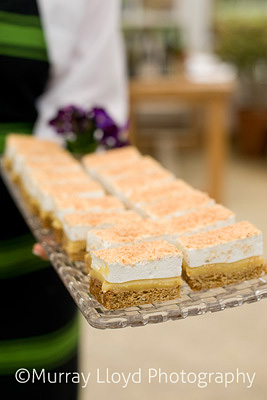 Al Brown's marshmellow caramel slice