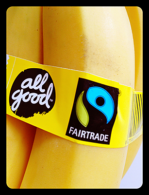 All Good Fair Trade Bananas