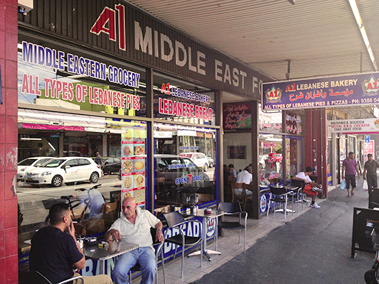 A1 Lebanese Bakery in Melbourne