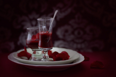 Vodka Bloodberry Jellys by Jonathan Cameron.