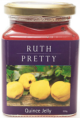 Product photo of Ruth Pretty Quince Jelly.
