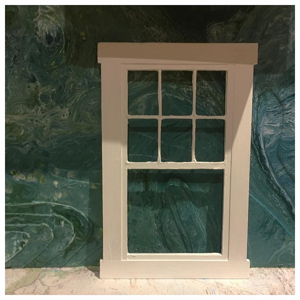 'Window' detail....