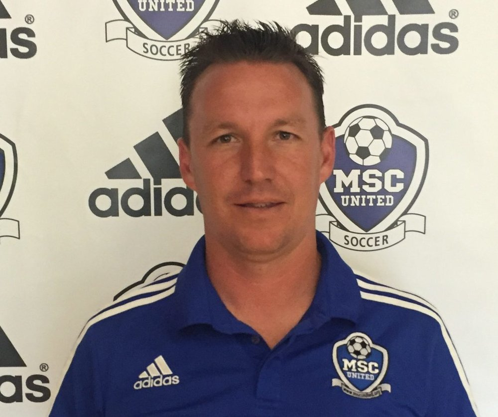 Mike Miller - Club President / Staff Coach 01 boys blue Contact MSC United