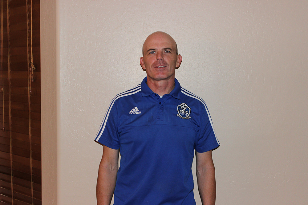 Jon Thomas - 02 Girls CoachContact MSC United