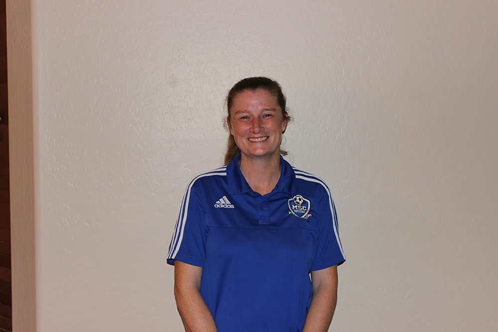 Julia Goucher - 06 Girls CoachContact MSC United