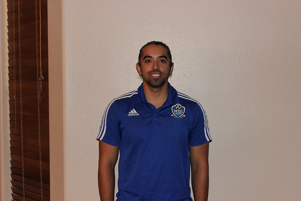 Chris Marrone - 00 Girls CoachContact MSC United