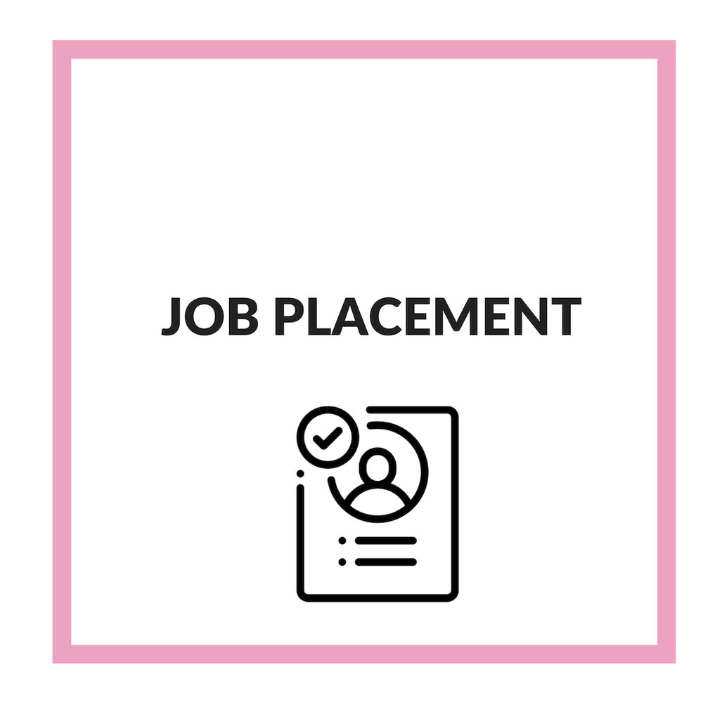 This part of the program is aimed at helping women job seekers make headway in their job searches. With the right resources, together we can help you find targeted opportunities that will help you launch or advance your career.
