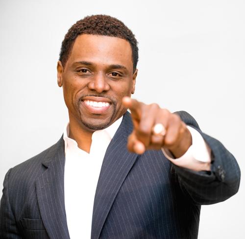 Speaker | Author | Transition Coach - Daron K. Roberts